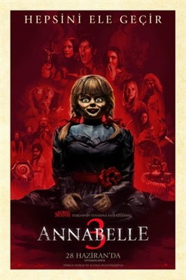 Annabelle Comes Home poster #1627860