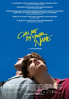 Call Me by Your Name poster #1628276