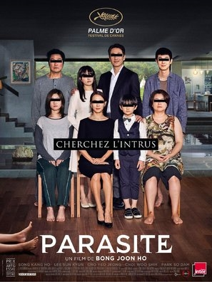Parasite poster #1628486