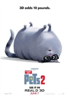The Secret Life of Pets 2 movie poster