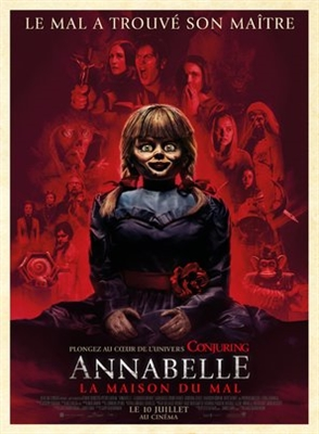 Annabelle Comes Home poster #1628682