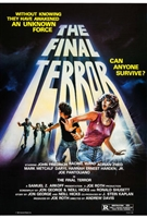 The Final Terror movie poster
