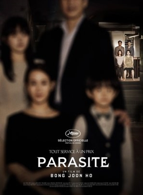 Parasite poster #1629236