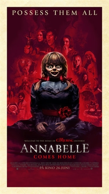 Annabelle Comes Home poster #1629488