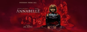 Annabelle Comes Home poster #1629489