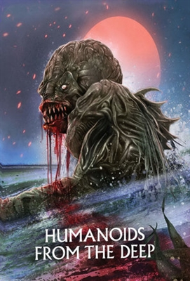 Humanoids from the Deep poster #1629872