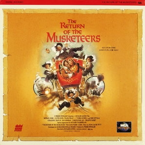 The Return of the Musketeers poster #1629884