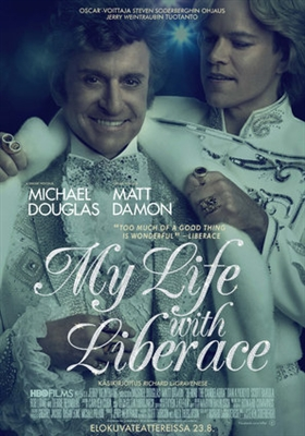 Behind the Candelabra poster #1630100