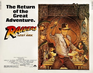 Raiders of the Lost Ark poster #1630344