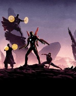 Avengers: Infinity War  poster #1630455