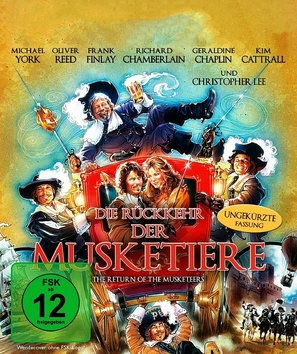 The Return of the Musketeers poster #1631366
