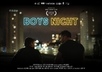 Boys Night movie poster