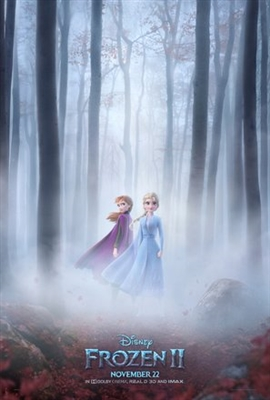Frozen II poster #1631681