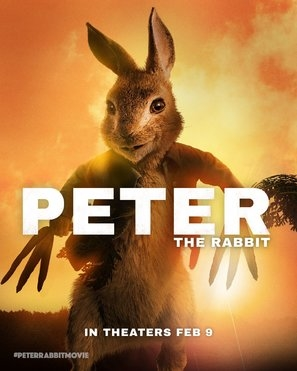 Peter Rabbit poster #1631913
