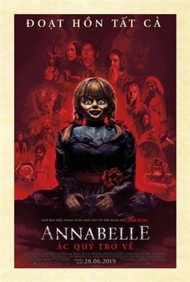 Annabelle Comes Home poster #1632178