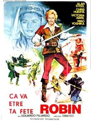 Storia di arcieri, pugni e occhi neri poster #1632304