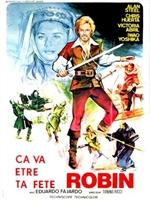 Storia di arcieri, pugni e occhi neri movie poster