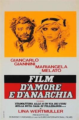 Film d'amore e d'anarchia, ovvero 'stamattina alle 10 in via dei Fiori nella nota casa di tolleranza...' poster #1632403