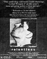 Relentless movie poster