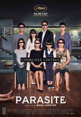 Parasite poster #1632610