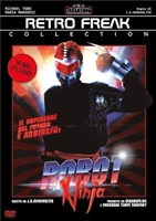 Robot Ninja movie poster