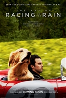 The Art of Racing in the Rain movie poster