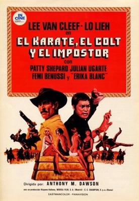 El kárate, el Colt y el impostor poster #1634106