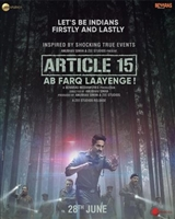 Article 15 #1634123 movie poster