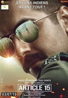 Article 15 #1634326 movie poster