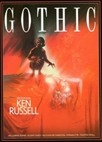 Gothic #1634553 movie poster