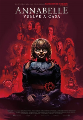 Annabelle Comes Home poster #1634964