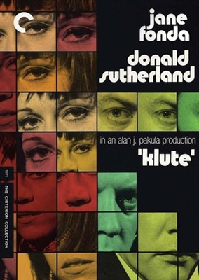 Klute poster #1635531
