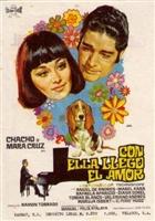 Con ella llegó el amor movie poster