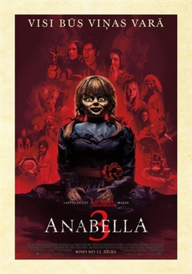 Annabelle Comes Home poster #1636204