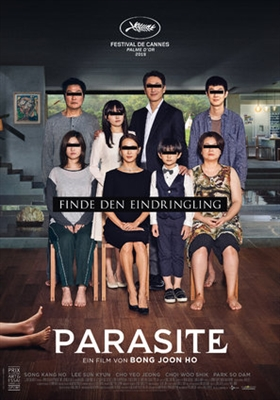 Parasite poster #1636510