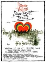L'amour c'est gai, l'amour c'est triste movie poster