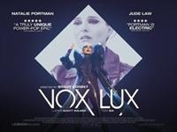 Vox Lux movie poster