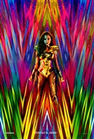 Wonder Woman 1984 movie poster