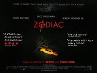 Zodiac movie poster
