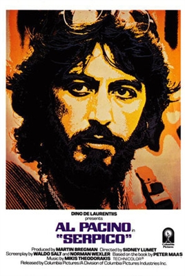 Serpico poster #1638017