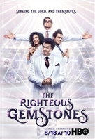 The Righteous Gemstones movie poster
