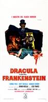Drácula contra Frankenstein movie poster