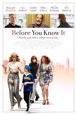 Before You Know It poster #1638483