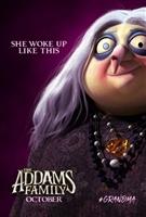 The Addams Family movie poster