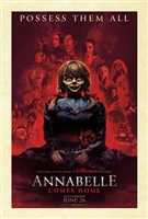 Annabelle Comes Home #1639204 movie poster