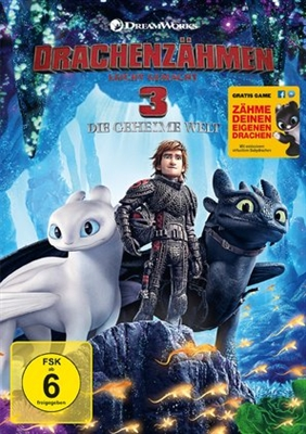 How to Train Your Dragon: The Hidden World poster #1639714