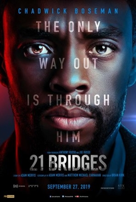21 Bridges poster #1639801