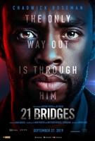 21 Bridges #1639801 movie poster