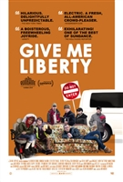 Give Me Liberty movie poster