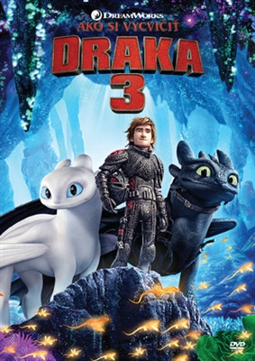 How to Train Your Dragon: The Hidden World poster #1640008